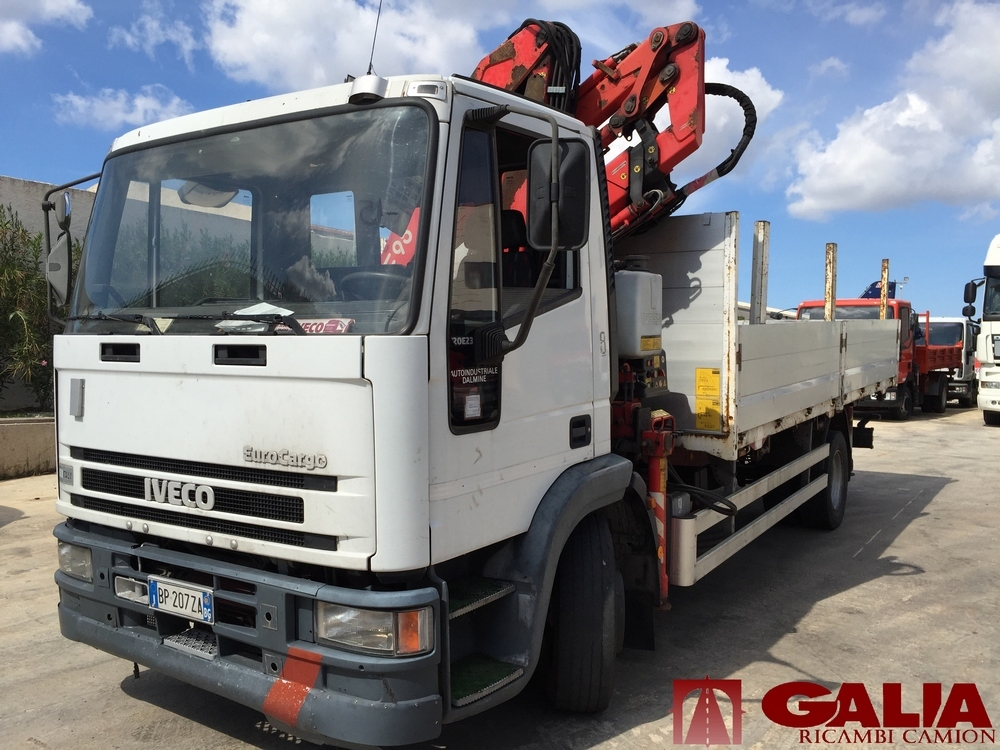 Camion usati autocarri usati iveco daf camion man for Camion hospitality usati